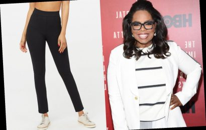 The Spanx Pants Oprah Calls Her 'Favorite' Are on Sale for Black Friday