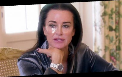 Kyle Richards not feeling well after RHOBH filming halts for COVID-19
