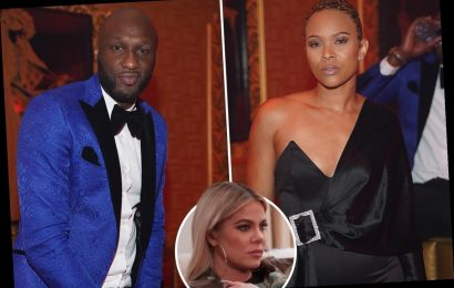 Khloe Kardashian's ex Lamar Odom and fiancee split as she claims he 'desperately needs help' five years after overdose