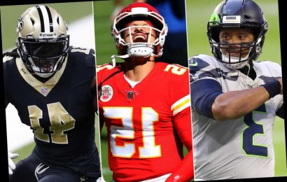 Midseason NFL awards: 'Star Wars'-type numbers difference in MVP race