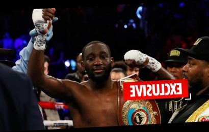 Terence Crawford says 'now is the time' for 'biggest fight in boxing' with Errol Spence Jr as he eyes undisputed title