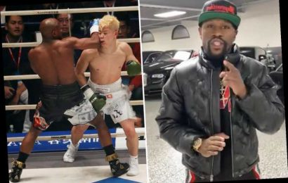 Floyd Mayweather to return to Japan's Tokyo Dome in 2021 for 'something big' after making £7m from exhibition fight