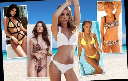 From Tess Daly to Kylie Jenner – are these celebs' cozzie ranges to dive for?