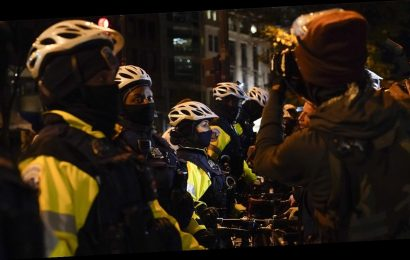 Proud Boys leader, members reportedly stabbed during Washington DC unrest; police seeking 3 suspects