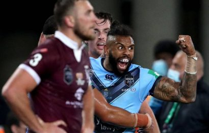 State of Origin II: New South Wales maul Queensland to even series