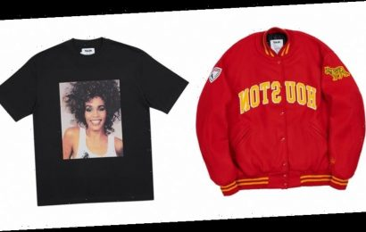 Palace Unveils Whitney Houston Capsule for Charity