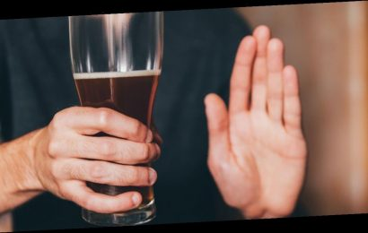 Sizeable 40% of 18-to-24-year-olds 'won't touch drop of alcohol this Christmas'