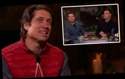 Vernon Kay details how Ant and Dec call convinced him into I'm A Celeb stint 'Was nervous'