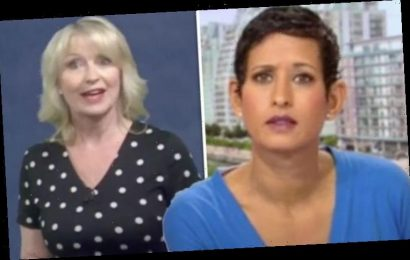 Naga Munchetty brands BBC Breakfast co-star Carol Kirkwood 'wicked' over 'cruel' rejection
