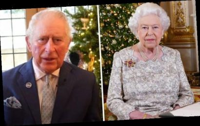 'Future king' Prince Charles steps up to deliver 'own Christmas speech' before Queen
