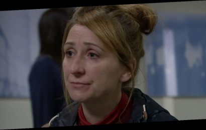 Emmerdale fans fuming as Laurel cries over baby's Down's syndrome diagnosis