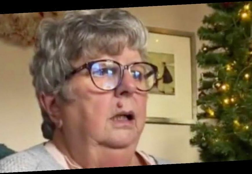 Gran mortified as daughter is given very rude-looking present for Christmas