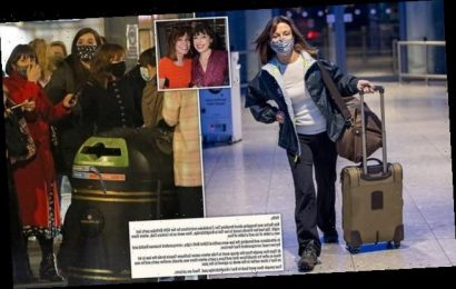 Kay Burley's pals 'hunting the Sky staff who tipped off photographers'
