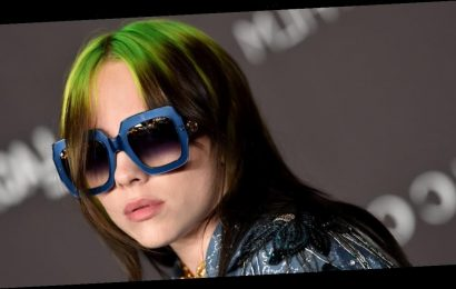 So Billie Eilish's Green Mullet Was Actually the Result of a Dye Job Gone Wrong