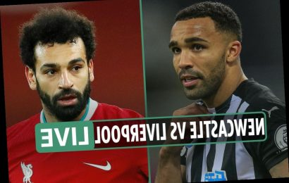 Newcastle vs Liverpool LIVE: Stream FREE, TV channel, team news and kick-off time – Premier League latest updates