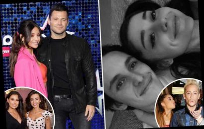 Celebs who've dated people who look like their siblings – including Mark Wright and Ariana Grande
