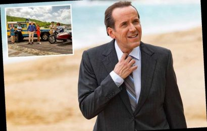 Death in Paradise fans panic series 10 will be the last as BBC confirm Ben Miller's return from beyond the grave