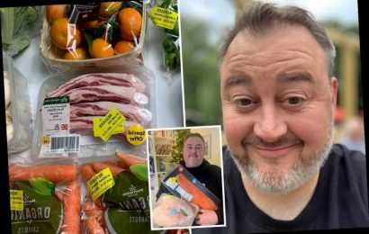 I've made Christmas dinner with all the trimmings for 50p a head – my turkey crown cost £1 & the sprouts were 5p