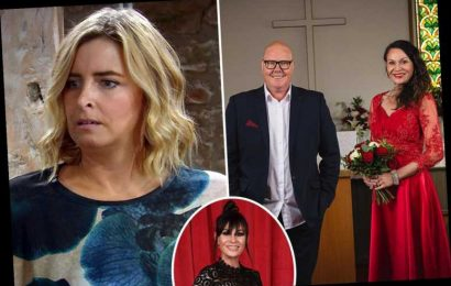 Emmerdale's Chas Dingle will 'go absolutely atomic' on Charity if she ruins Christmas wedding day to Paddy