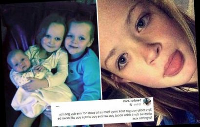 Heartbroken family of 4 kids and mum killed in arson attack says 'we think about you every day'