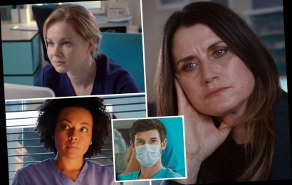 The Holby City characters in the firing line as evil Cameron Dunn adds more victims to dastardly murder spree