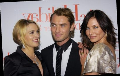 'The Holiday' Stars Cameron Diaz and Jude Law Gave Sophie and Olivia Actors a Sweet Gift To Commemorate the Film