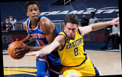 Knicks tried to stay away from Frank Ntilikina in revealing move
