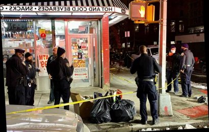 Man fatally shot inside NYC liquor store
