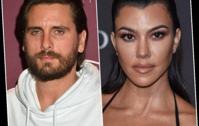 Kourtney Kardashian Posts a Message About an Ex's Return That Fans Think Is About Scott Disick