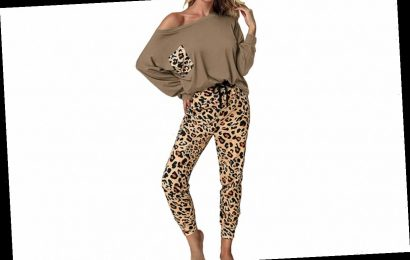 Don't Start the New Year Without This Leopard-Print Set