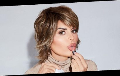 Lisa Rinna Tells Us She Learned How to Contour From 'RuPaul's Drag Race'