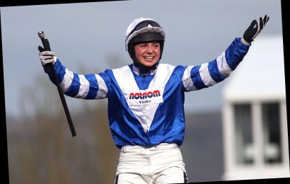 King George winner Bryony Frost reveals 'someone is pretending to be me' after fake Twitter account created