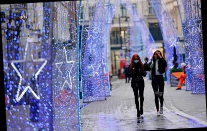 ISIS planning Christmas terror attacks in Britain and Europe to exploit Covid lockdowns lifting, warns top MI6 spy