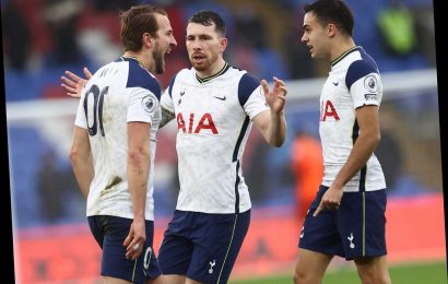 Liverpool vs Tottenham: Live stream FREE, TV channel, kick-off time and team news for TONIGHT'S huge Premier League game