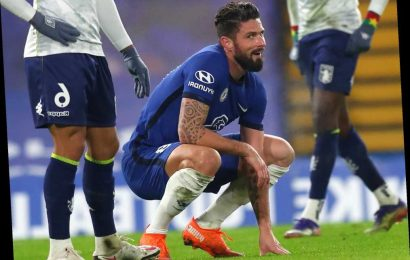 Chelsea set to make transfer decision over Olivier Giroud as Atletico Madrid plot swoop to replace Diego Costa