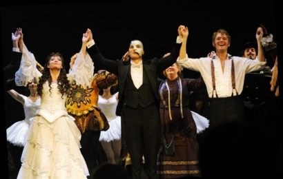 Andrew Lloyd Webber and Cameron Mackintosh Announce 'The Phantom of the Opera' Will Return in June 2021