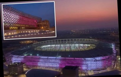 Qatar complete 40,000-capacity Al Rayyan Stadium for 2022 World Cup with five of eight new venues ready