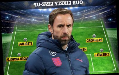 Three ways England could line up at World Cup 2022 with attacking dilemma for Southgate ahead of qualifying campaign