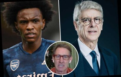Arsenal wouldn't be in this position under Arsene Wenger with Willian signing 'really poor', says club legend Tony Adams