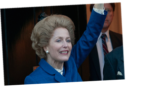 'The Crown': Gillian Anderson on the 'Essential' Stridency of Margaret Thatcher