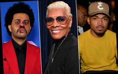 Dionne Warwick says today's pop is for 'younger ears than mine'