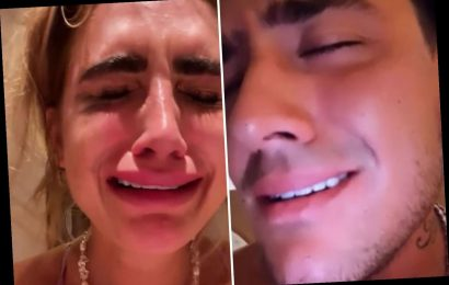 Stephen Bear mocks ex Georgia Harrison's crying in now-deleted video as he denies making secret sex tape of her
