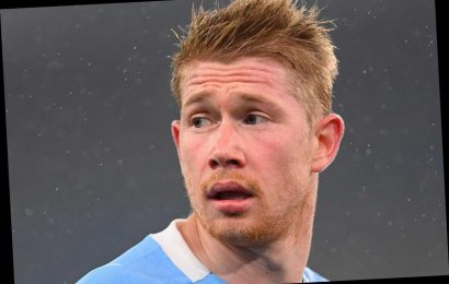 Kevin De Bruyne set to sign new Man City contract with formal announcement soon