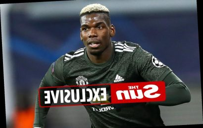 Man Utd chiefs want Paul Pogba OUT of the club in January transfer after Mino Raiola's latest outburst