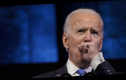 Joe Biden's Throat Clearing Has People Talking For The Wrong Reason
