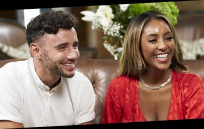 Expert Makes Bold Claims About Tayshia Adams And Brendan Morais