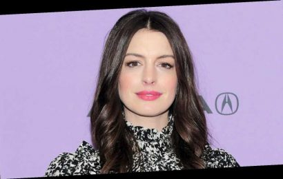 Anne Hathaway's Near-Death Experience Sounds Beyond Scary