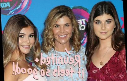 Lori Loughlin Had Tearful Reunion With Daughters After Prison Release