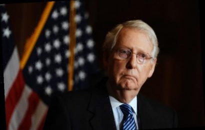 Mitch McConnell Mocked for Waiting to Recognize Biden As President-Elect Until After Putin Did