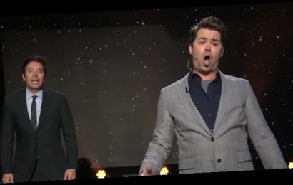 Andrew Rannells & Jimmy Fallon Recap 2020 with a Musical – Watch Now!
